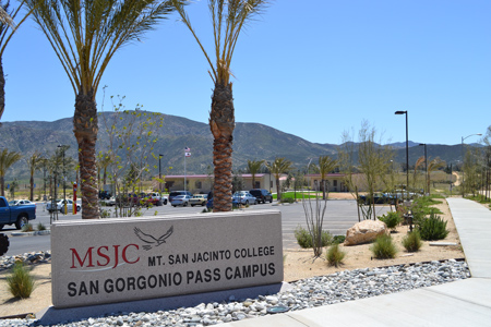 San Gorgonio Pass Campus