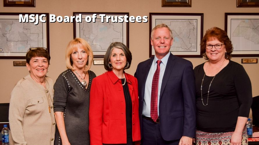 MSJC Board of Trustees