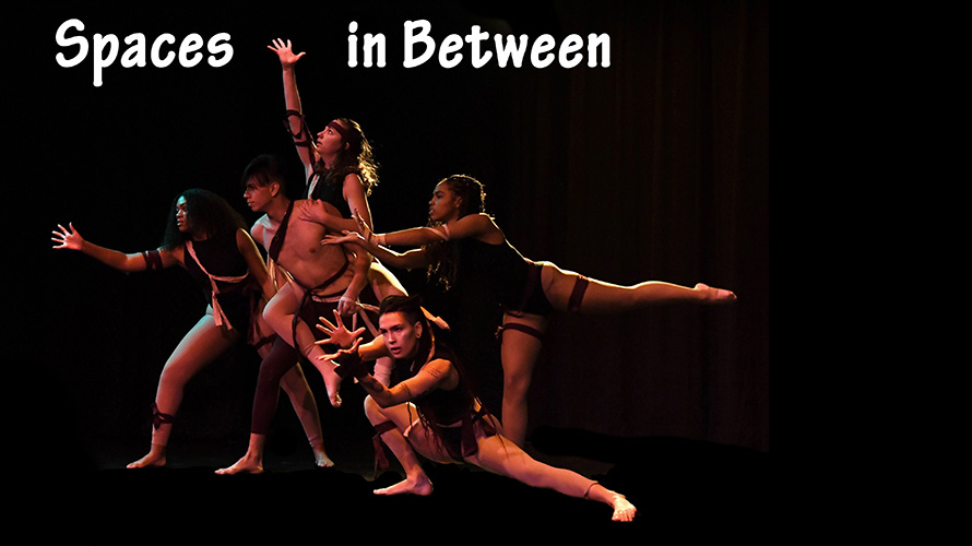 Spaces in Between dance concert
