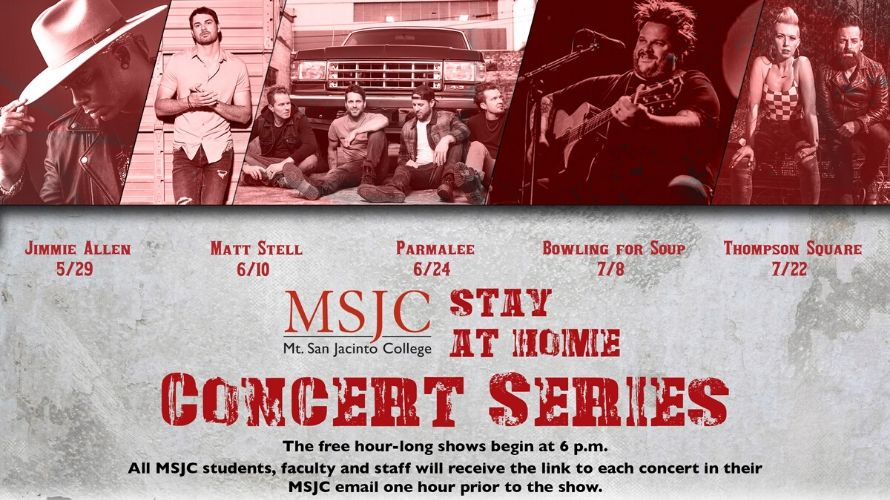 Stay at Home Concert Series