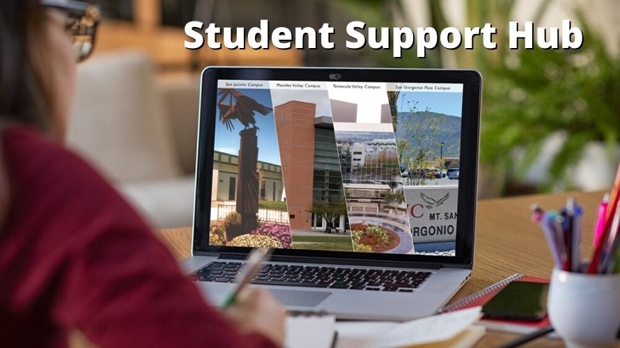 Student Support Hub