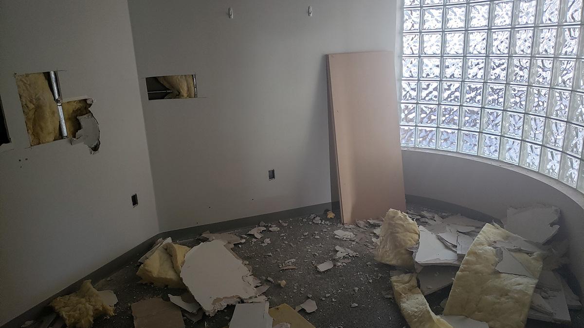 interior construction