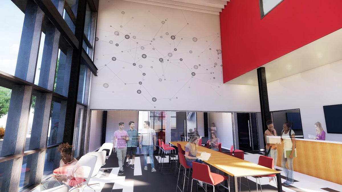 artist's rendering interior