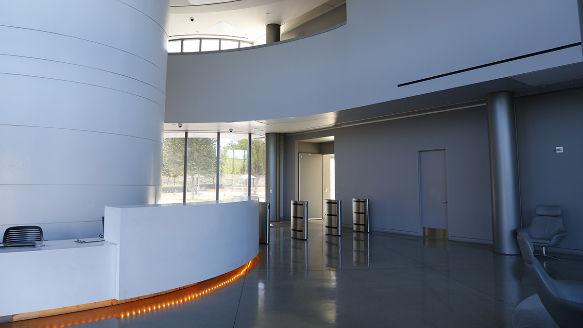 interior in progress