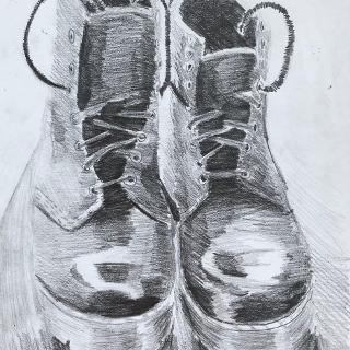 Boot drawing