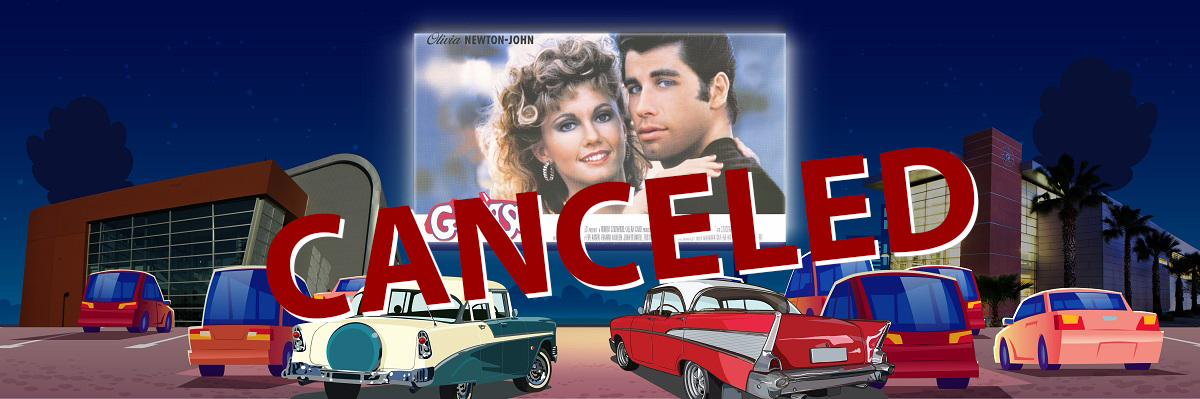 drive-in at the Menifee Valley Campus canceled