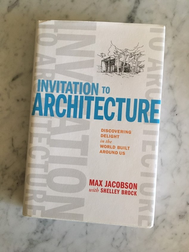 cover of Invitation to Architecture