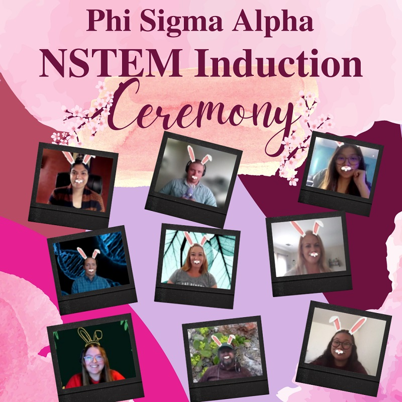 MSJC's National STEM honor society inducts 10 students into new chapter