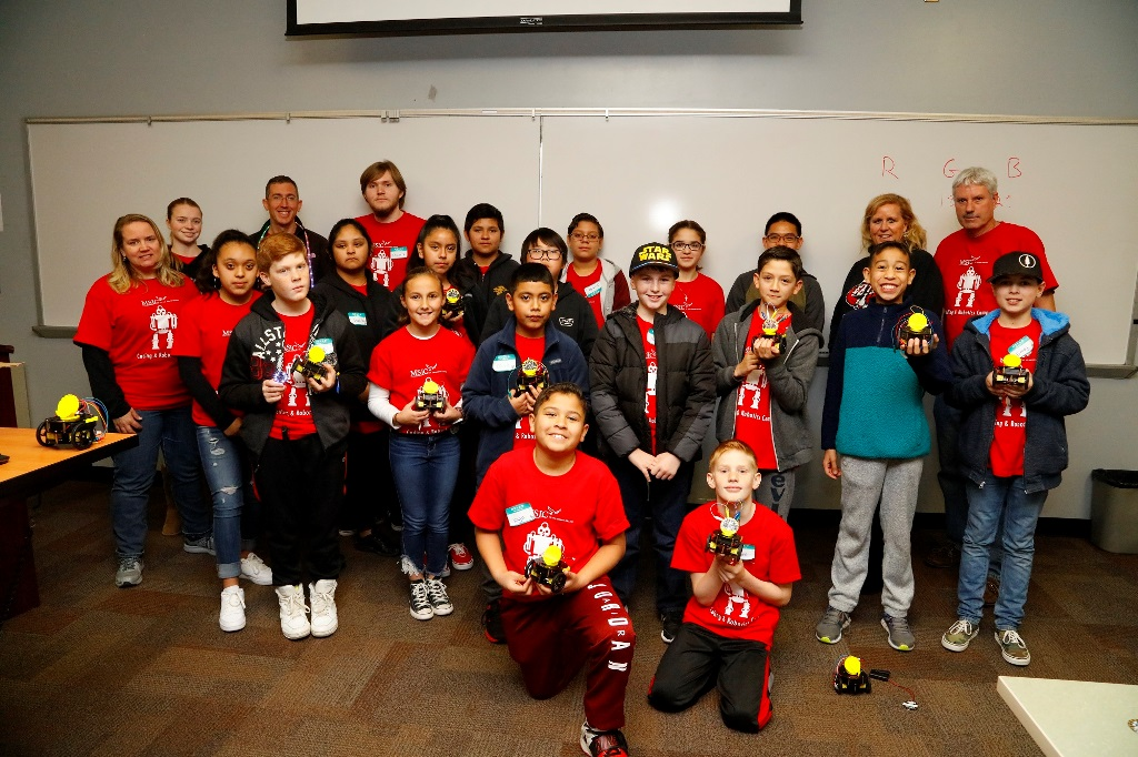 MSJC Holds Coding & Robotics Camp for Elementary and Middle School Students