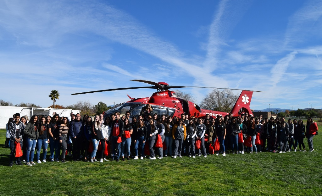 MSJC Inspires High School Students  at 4th Annual Health Occupations Discovery Camp